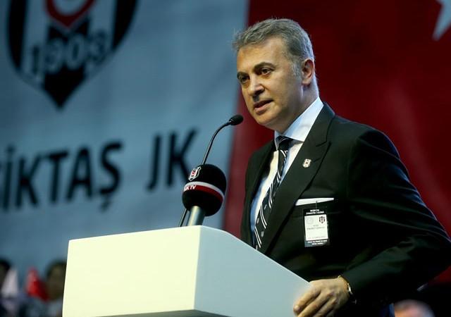 Fikret Orman'dan Fenerbahçe ve Galatasaray'a gönderme!
