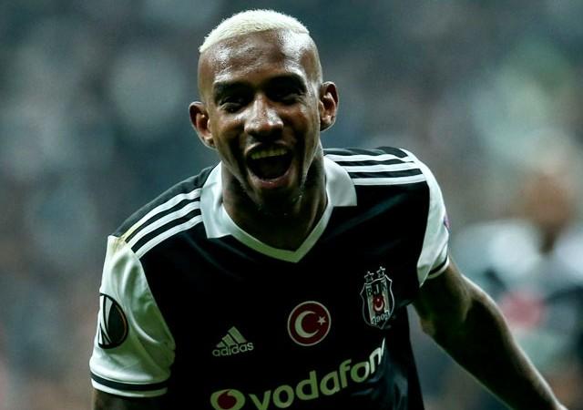 Beşiktaş'ta Talisca'nın sözleşmesi 1 yıl uzatıldı!