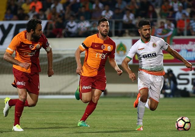 Alanyaspor 2-3 Galatasaray / Maç Sonucu