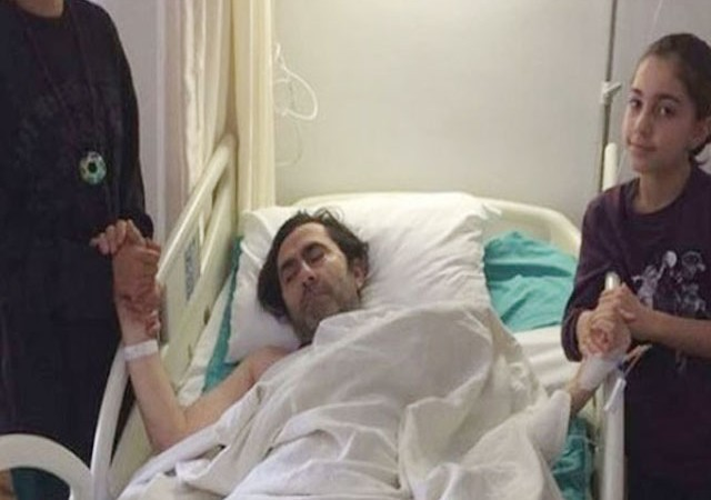 Peker Açıkalın kalp ameliyatı geçirdi