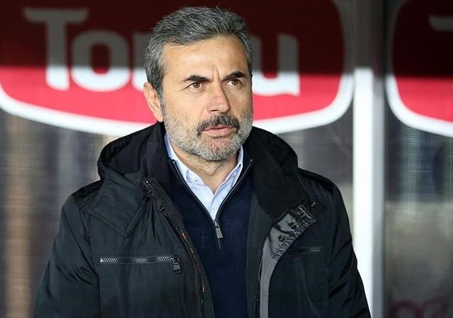 Aykut Kocaman resmen açıkladı! Fenerbahçe...
