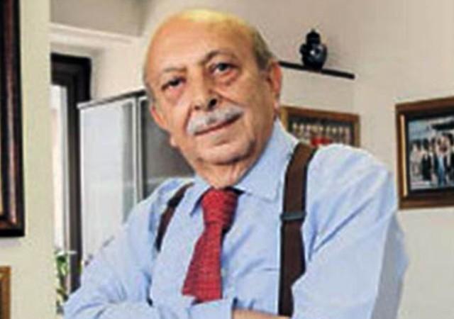 Duayen gazeteci Doğan Heper, hayatını kaybetti!