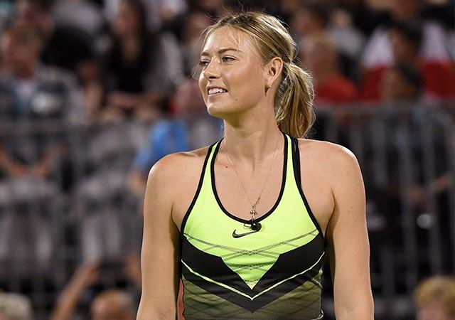 Sharapova, Wimbledon'ı kaçıracak!