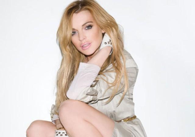 Lindsay Lohan'dan tuvalette selfie