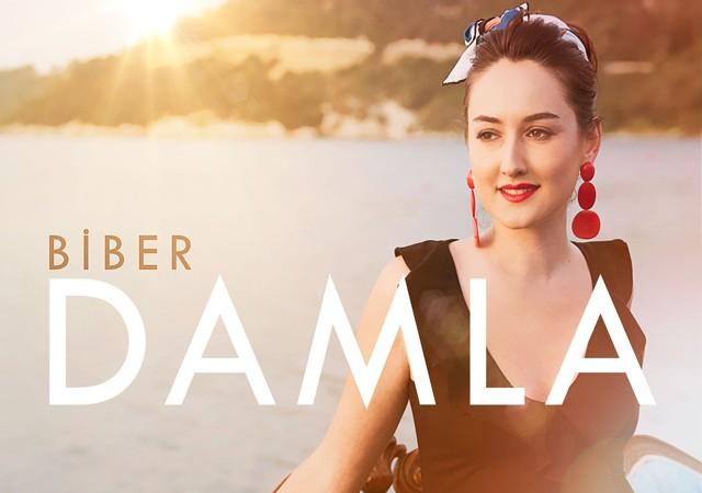 Damla'nın ilk single'ı Biber çıktı!