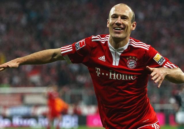 F.Bahçe'nin kocaman planı Robben!