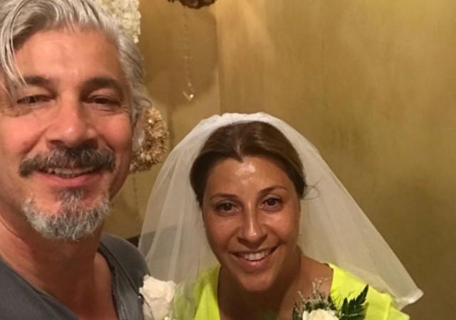 Behzat Uygur: İkinci kez evlendik