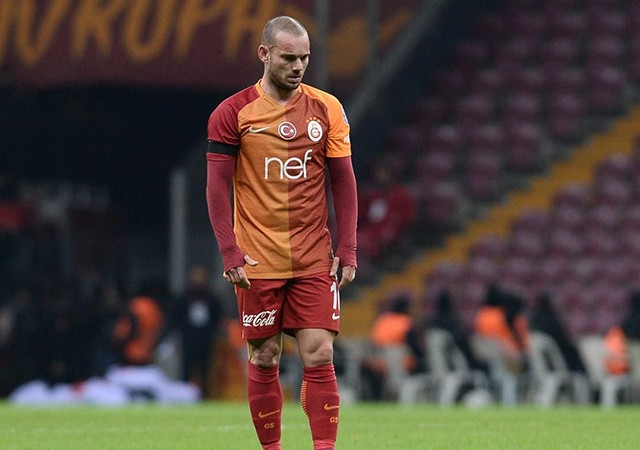 Sneijder, Rusya'ya transfer olacak mı? Zenit'ten resmi açıklama...