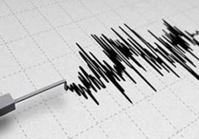 Ege'de 4,1 şiddetinde deprem!