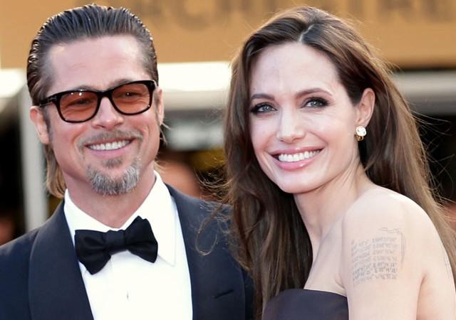 İşte Brad Pitt'in yeni sevgilisi