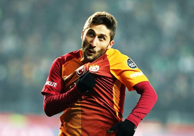 Sabri Sarıoğlu'nun yeni adresi Bursaspor!