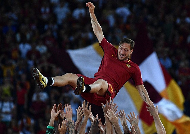 Totti'nin son durağı Japonya mı olacak? Teklif yapıldı...