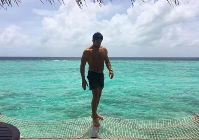 Maldivler'de rüya gibi balayı