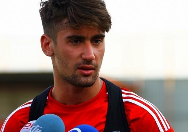 Beşiktaş genç yıldızla her konuda anlaştı