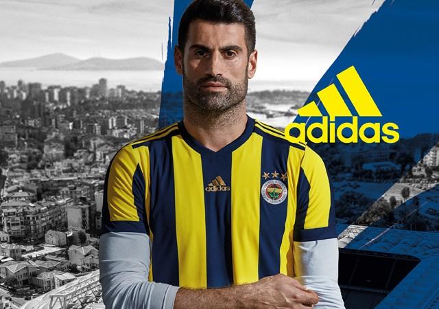 Fenerbahçe yeni formalarını tanıttı