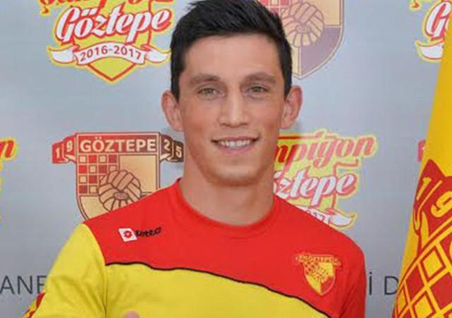 Göztepe'de Andre Castro imzayı attı!