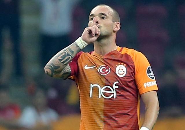 Sneijder kahraman olmak istiyor!