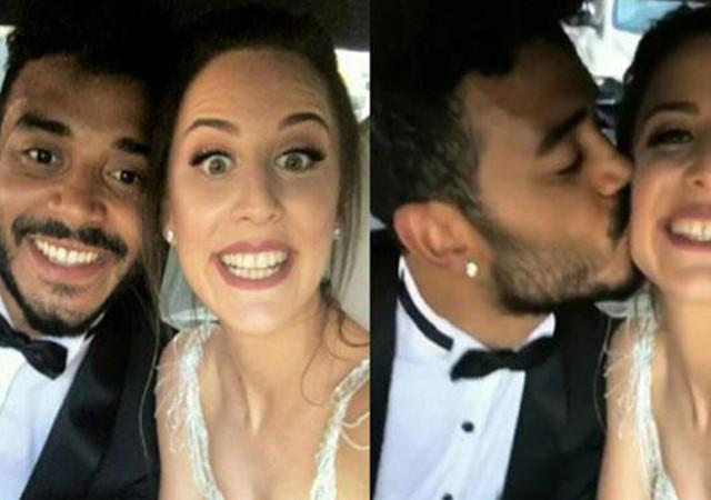 Survivor Efecan evlendi!