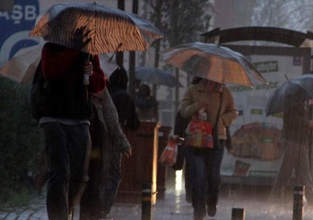 İstanbullular dikkat! Meteoroloji uyardı...