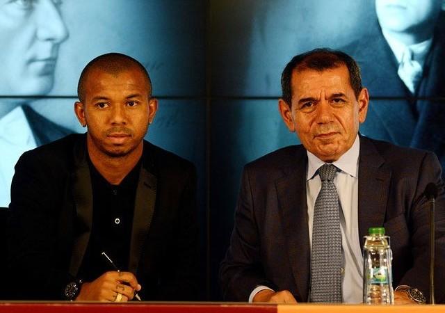 Galatasaray'ın yeni transferi Mariano imzayı attı!