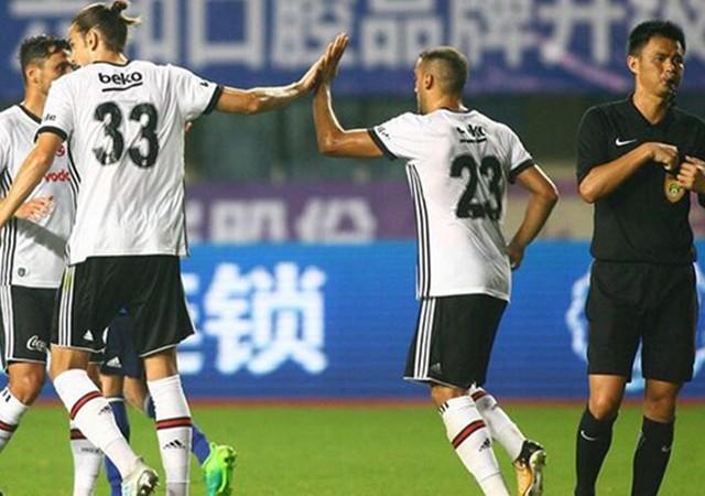 Beşiktaş-Schalke 04 maç sonucu: 2-3