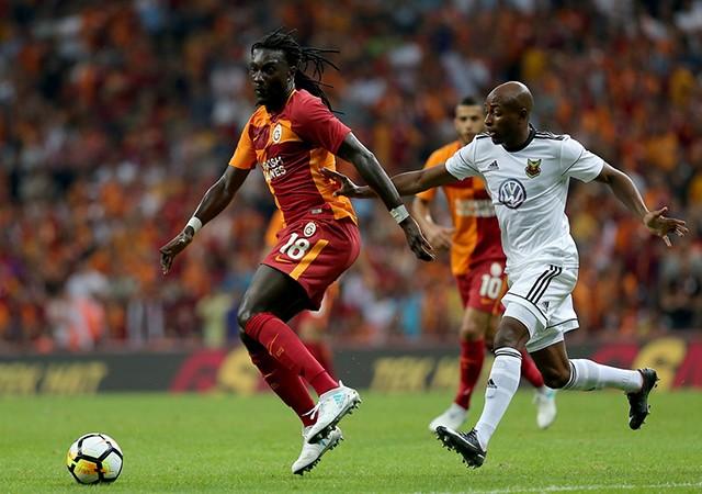 Galatasaray-Östersunds maç sonucu: 1-1