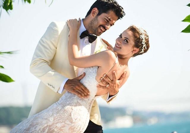 Fahriye Evcen evlendikten sonra...