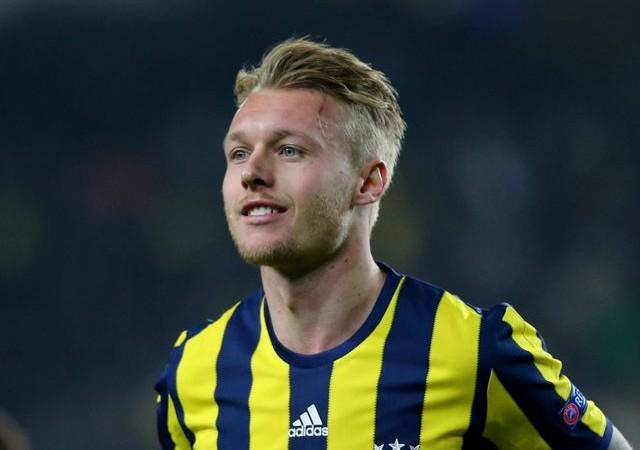 Fenerbahçe, Kjaer'i resmen açıkladı