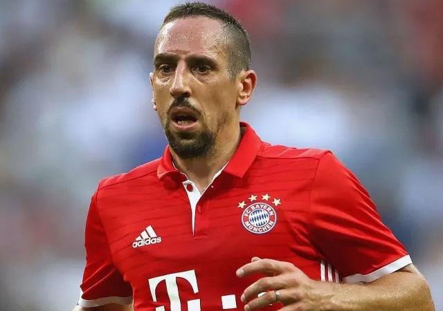 Galatasaray'dan Ribery için açıklama!
