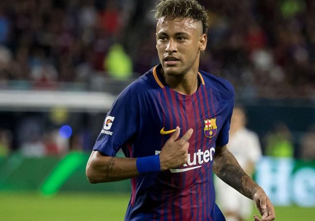 Neymar transferi resmen açıkladı! 222 milyon euro'ya PSG'de...