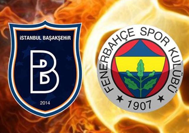 İşte Başakşehir ve Fenerbahçe'nin rakipleri...