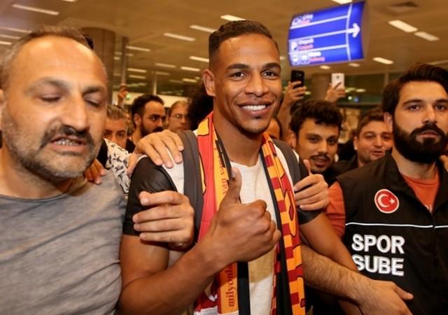 Galatasaray, Fernando'yu açıkladı!