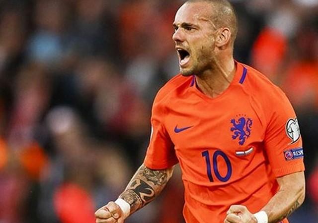 Wesley Sneijder imzaya hazırlanıyor!