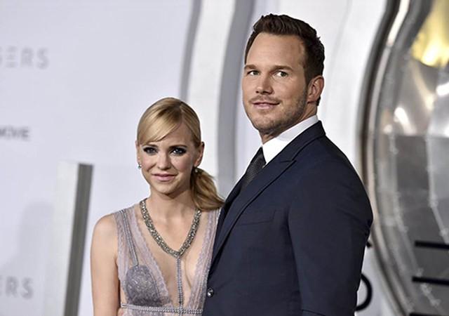 Chris Pratt ile Anna Faris ayrıldı