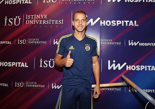 Fenerbahçe Soldado'yla sözleşme imzaladı!