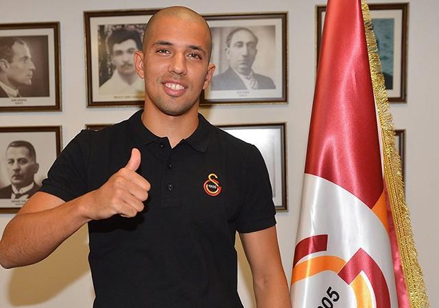 Galatasaray Feghouli'nin maliyetini duyurdu!