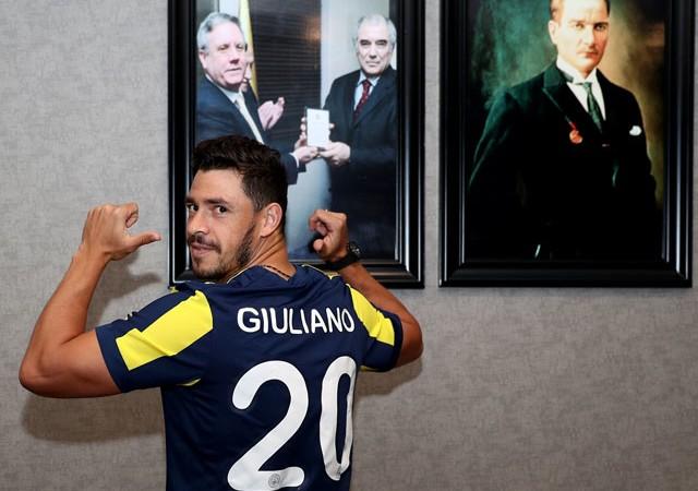 """Giuliano için şok iddia! 'Türkiye'de oynayamama ihtimali var"""""""