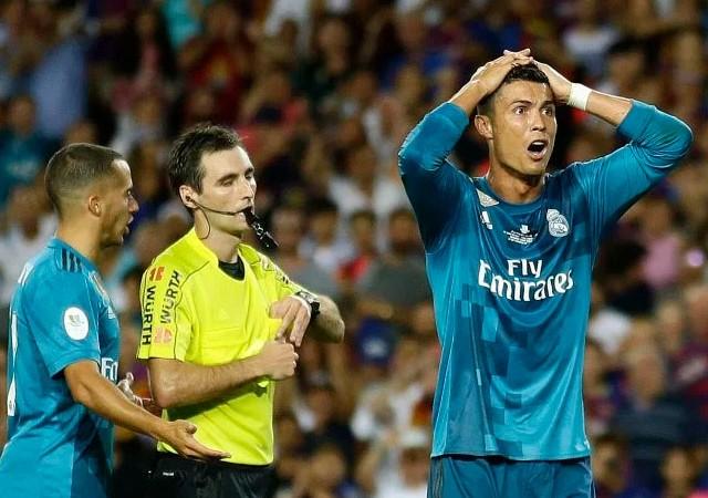 Ronaldo'nun cezası resmen açıklandı! 4-12 maç aralığında olması bekleniyordu...