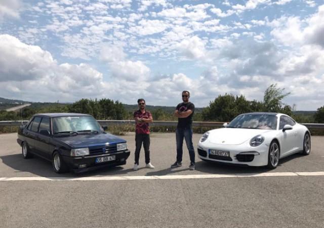 İstanbul'da Doğan ile Porsche'ye meydan okumak