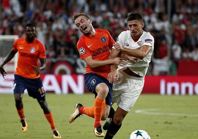 Sevilla – Medipol Başakşehir: 2-2