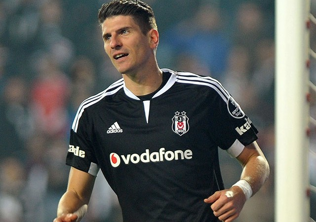 Beşiktaş'tan Mario Gomez açıklaması!