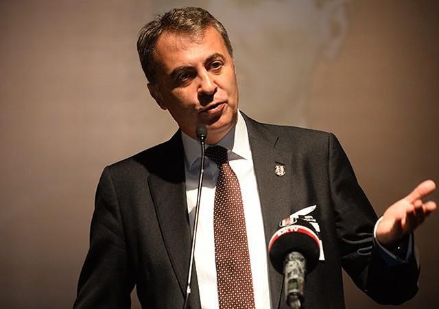 Beşiktaş Başkanı Fikret Orman'dan kura değerlendirmesi!
