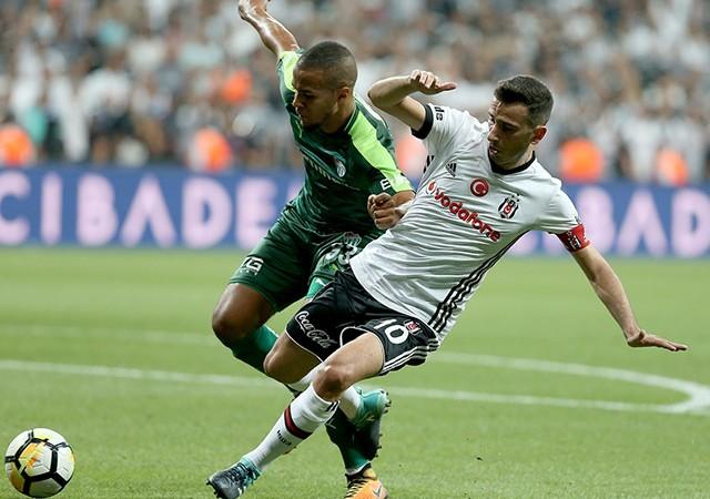 Beşiktaş - Bursaspor: 2-1