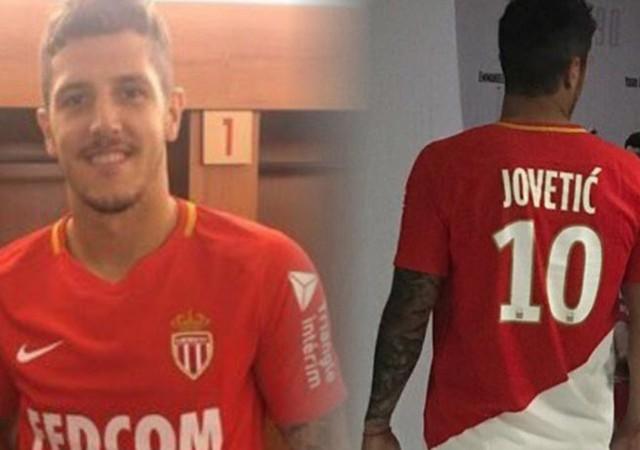 Beşiktaş'ın rakibi Monaco'nun yeni transferinin fotoğrafları basına sızdı!