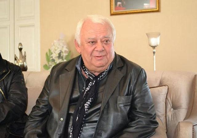 Usta oyuncu Ercüment Balakoğlu'na kanser teşhisi