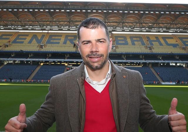 Fenerbahçe'nin golcüsü Mateja Kezman'dan...