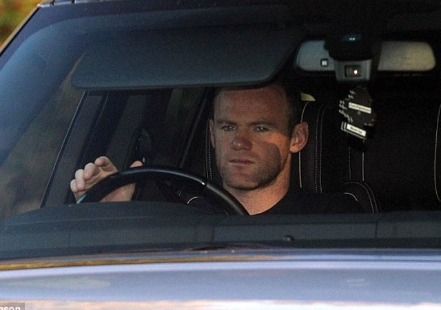 Wayne Rooney tutuklandı!
