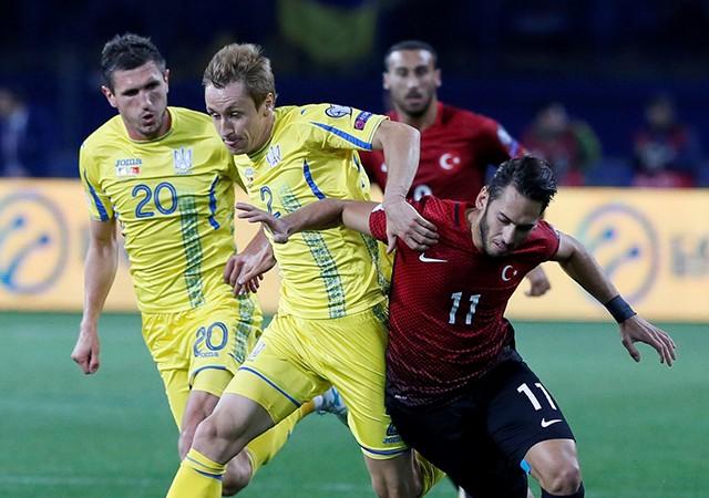 Ukrayna 2-0 Türkiye