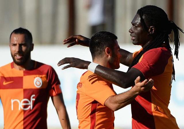 Eyüpspor - Galatasaray: 2-4