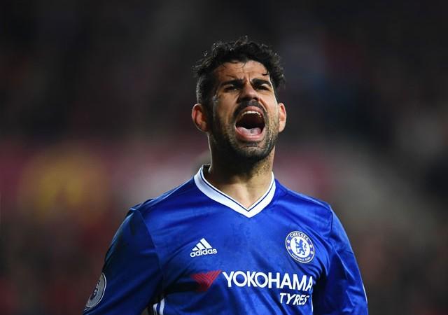 İngilizler Diego Costa'yı duyurdu! Transfer için saatleri sayıyor...